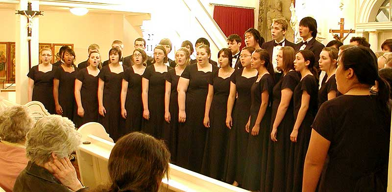 Falcon Choir