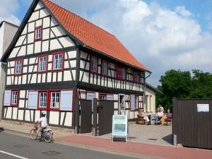 Otto Knöpfer Haus in Holzhausen